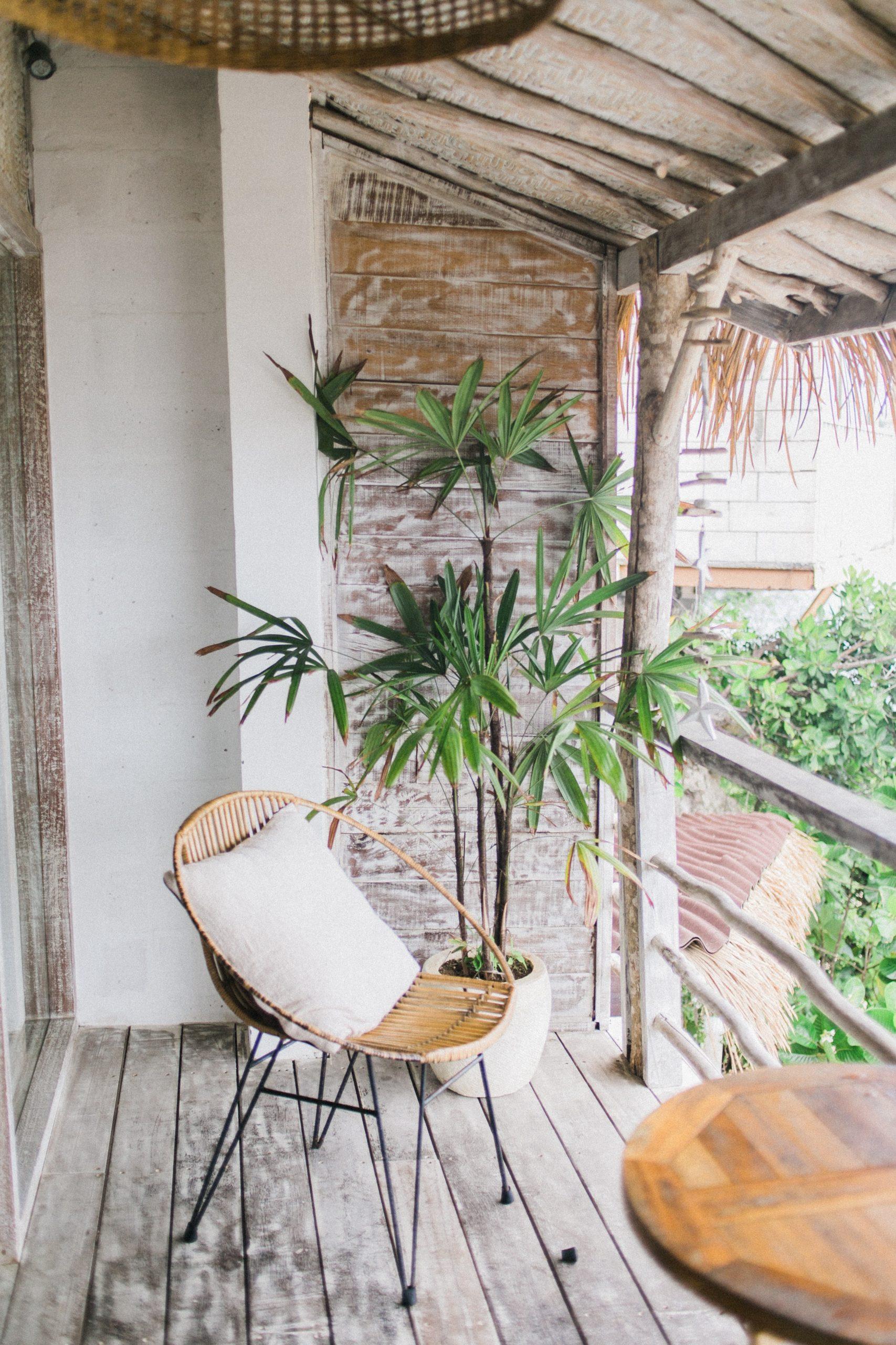 exotisme balcon