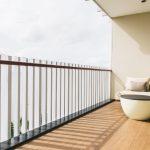 Idées de revêtements de sols pour balcon